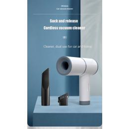Handheld car home dual-use vacuum cleaner