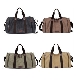 Weekend Vintage Canvas Handbag For Men