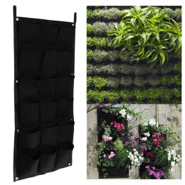 18 Pockets Vertical Garden Decoration 50cm*100cm