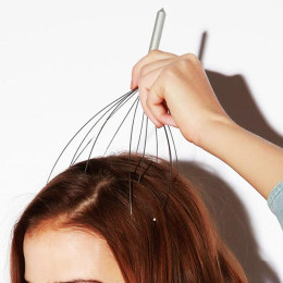 Head massager Octopus
