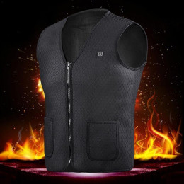 Outdoor USB Infrared Heating Vest