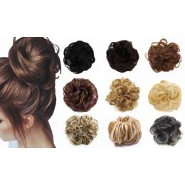 Messy Bun Scrunchie Hair Extensions