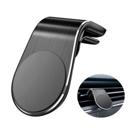 L Shape Magnetic Car Phone Holder