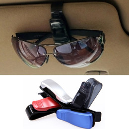 Car Vehicle Sun Visor Eye Sunglasses Holder Clip