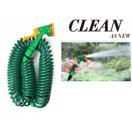 Spring hose