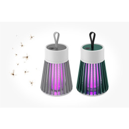 Household outdoor electric shock type electric mosquito lamp