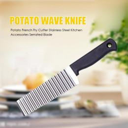 Fruits Potato Wave Knife Chopper
