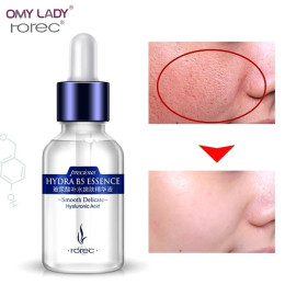 Hyaluronic Acid Essence Serum Skin Care Deep Facial Anti Aging Intensive Face Lifting Firming Anti Wrinkle
