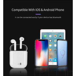 i7s plus TWS Bluetooth Earphone Headphones