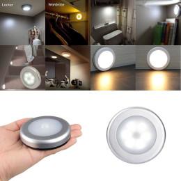 Stick-anywhere Motion Sensor Light