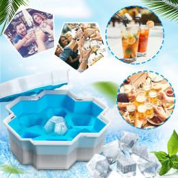 7 ice cube dice molds