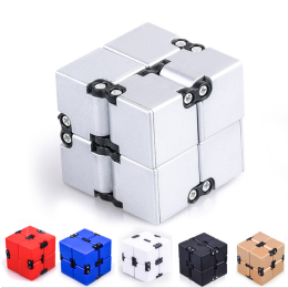 Aluminum alloy Infinite Rubik's Cube