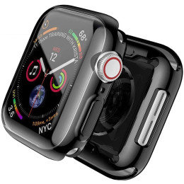 case for apple watch band  iwatch TPU protective flexible anti-scratch bumper