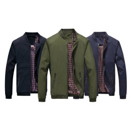 Men's jacket Harrington in the color and size of your choice