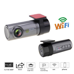 Mini WIFI Car DVR Camera