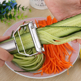 Multifunction Vegetable Peeler Double Planing Grater Kitchen Accessories Cooking Tools