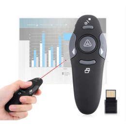 Laser Pointers 2.4G RF Wireless PPT Presentation Remote Control