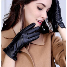 Women Leather Glove