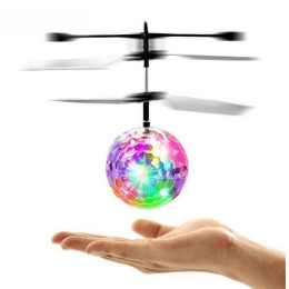 Colorful Mini Drone Shinning LED Flying Ball