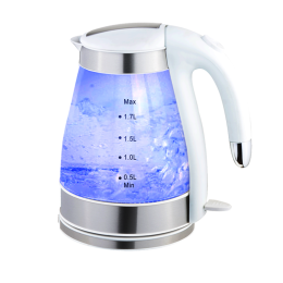 LED Glass kettle
