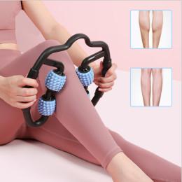 Foam Shaft Roller Muscle Relaxer Hand Leg Massage Roller Lean Leg Massage