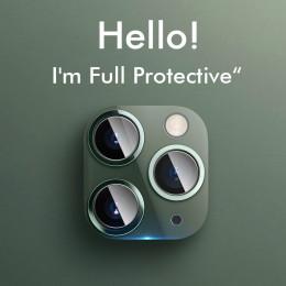 2Pcs Iphone11/11PRO/Max Metal Housing Lens Protector