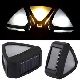 Retro solar wall lights