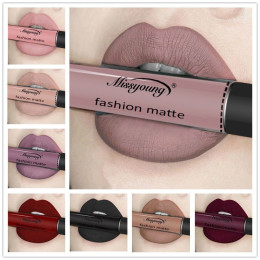 Matte Waterproof Makeup Liquid Lipstick