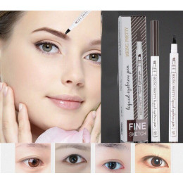 Makeup Fine Sketch Liquid Waterproof Tattoo Super Durable Smudge-proof Eyebrow Pencil