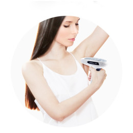 Personal Care Laser IPL Permanent Hair Removal Machine