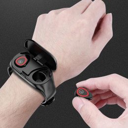 M1 Smart Wristwatch Bluetooth Headset
