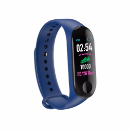 M3 Fitness Bracelet Men Women smart band