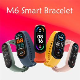 M6 sports pedometer Bluetooth electronic smart bracelet
