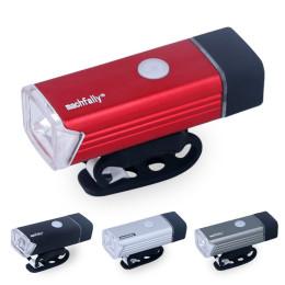 High Power Waterproof USB Rechargeable Bike Light