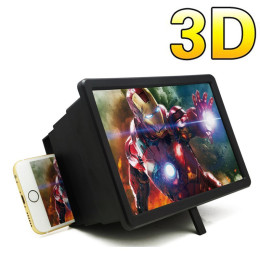 Digitalworld Foldable Mobile Phone Screen 3D HD Movie Magnifier
