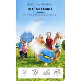 Magic Deformation Ball Decompression UFO