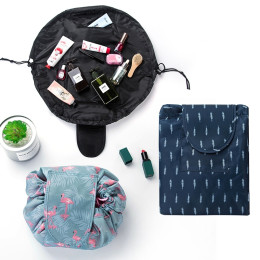 Travel Cosmetic Drawstring Bags