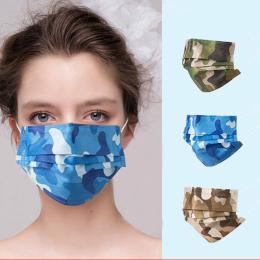 Camouflage Fashion Face Mask