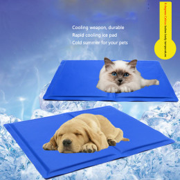 Pet cool gel mat