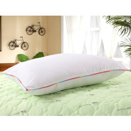 100% Microfiber Light Pilow - Zero Pressure Memory Pillow