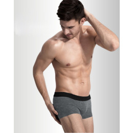 Mens Underwear Cotton Big Short Breathable Flexible Shorts Boxer