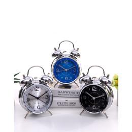 4 inch Twin Bell Alarm Metal  Clock