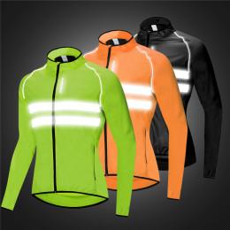 WOSAWE Ultralight Reflective Men's Cycling Jacket MTB Jackets