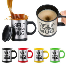 Automatic Stirring Mug