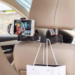 2pcs car multi-function mobile phone holder