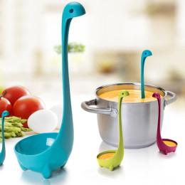 Nessie Dinosaur Soup Spoon