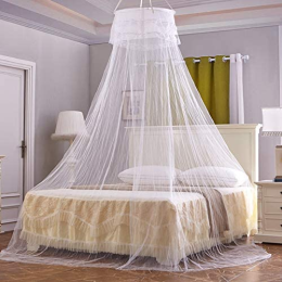 Canopy Mosquito Net For Double Bed