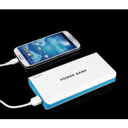 New power bank with LED light