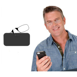 Clip Nose Mini Reading Glasses