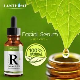 2pcs Retinol 2.5% Moisturizer Face Oil Vitamin E
